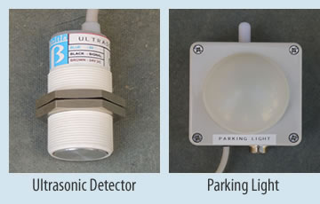 Wireless Parking Guidance and Management System